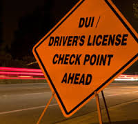 DUI Checkpoints Constitutional