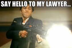 Aggressive Criminal Lawyer